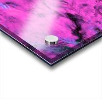 Pink Pyre Acrylic print