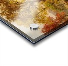 Lake Autumn on the Hudson Acrylic print