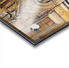 The South Door of the Duomo 1881 Acrylic print