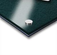 Close-Up Of Blackjack Playing Cards Showing Spades Royal Flush Acrylic print