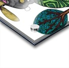tortoise and hare Acrylic print