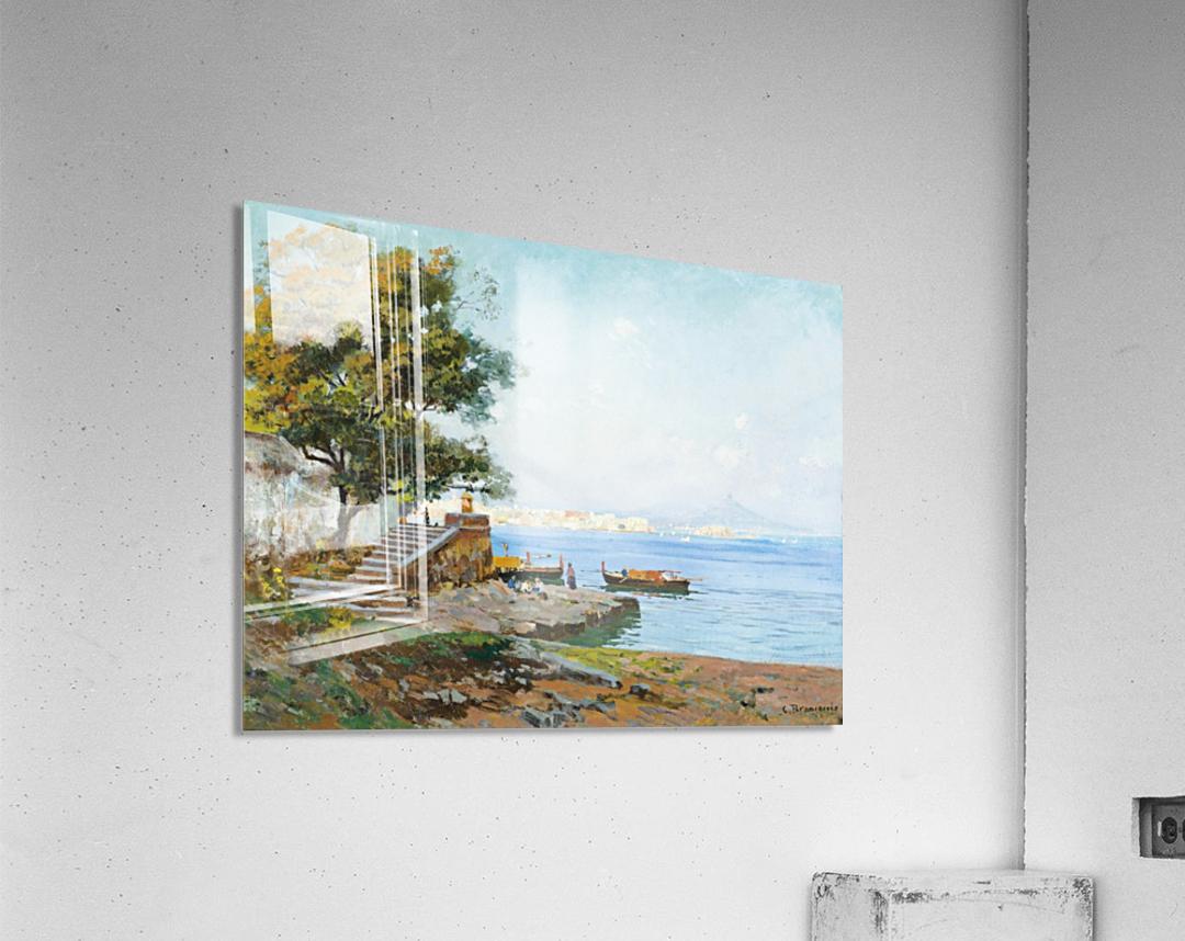 La baie de Naples  Acrylic Print