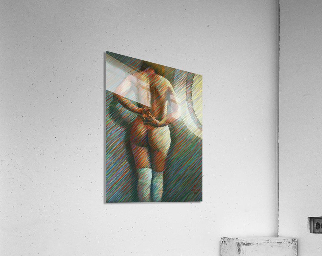 Into the light - 15-06-17  Acrylic Print