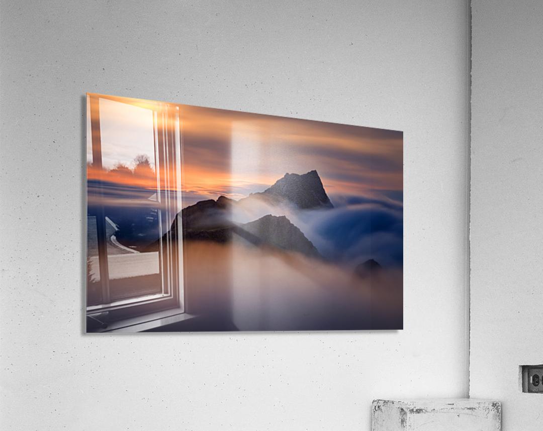 Storskiva  Acrylic Print