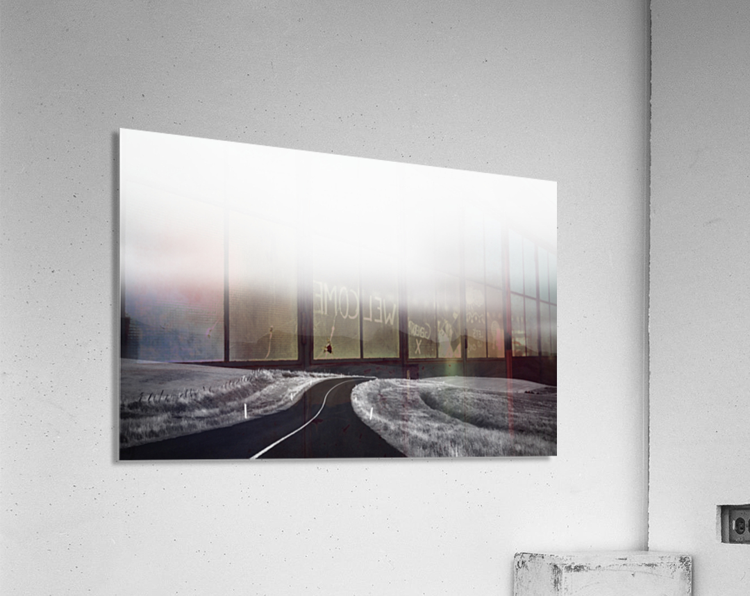 ways of the world  Acrylic Print