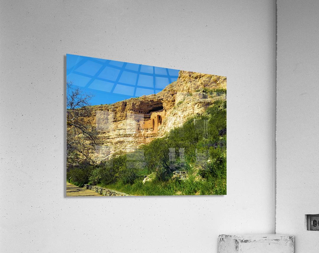 Montezuma's Castle   Impression acrylique