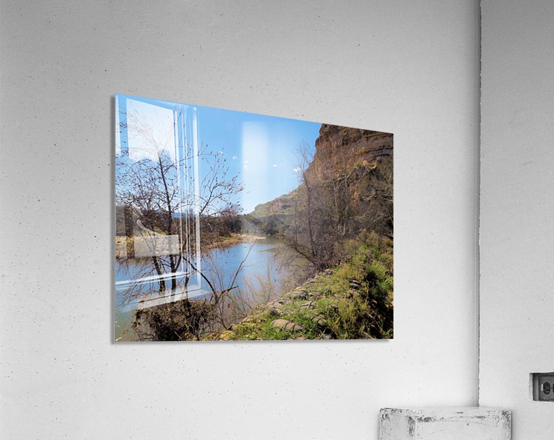 Montezuma's Castle-13  Impression acrylique