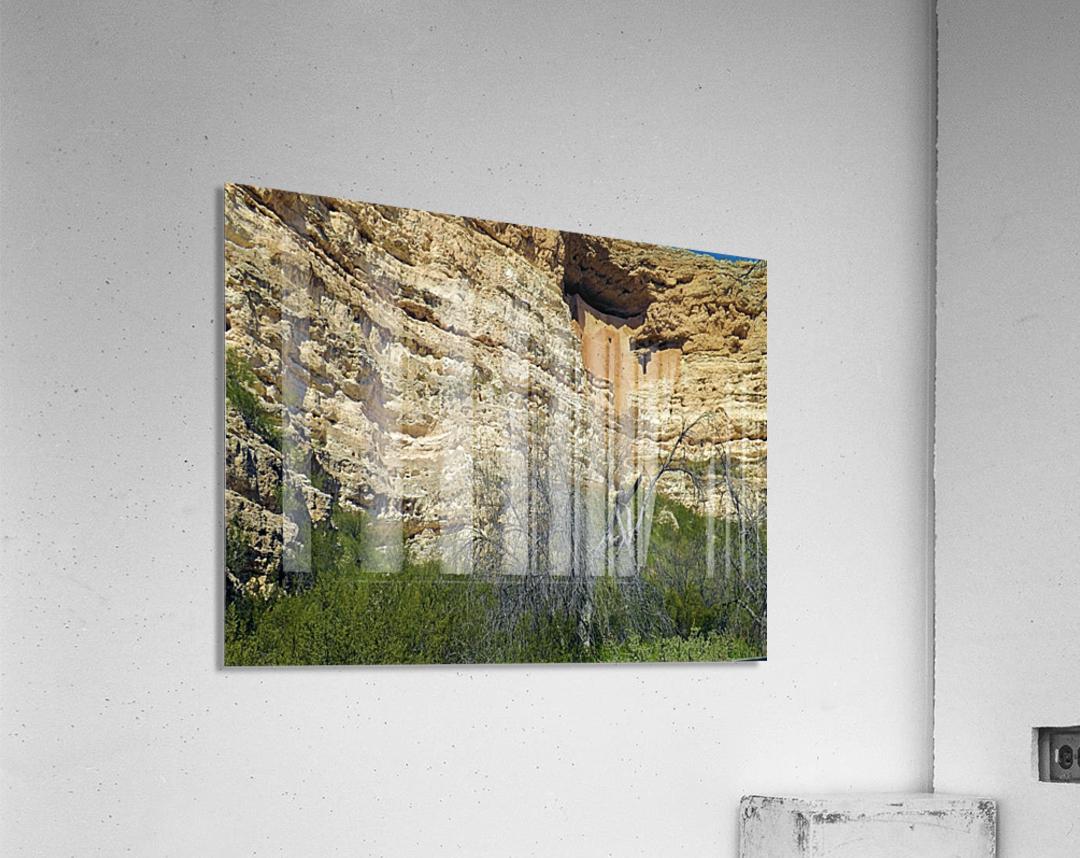 Montezuma's Castle-1  Impression acrylique