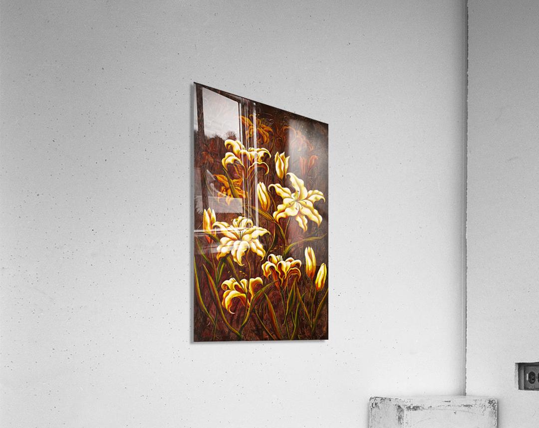 Gone Wild  Acrylic Print