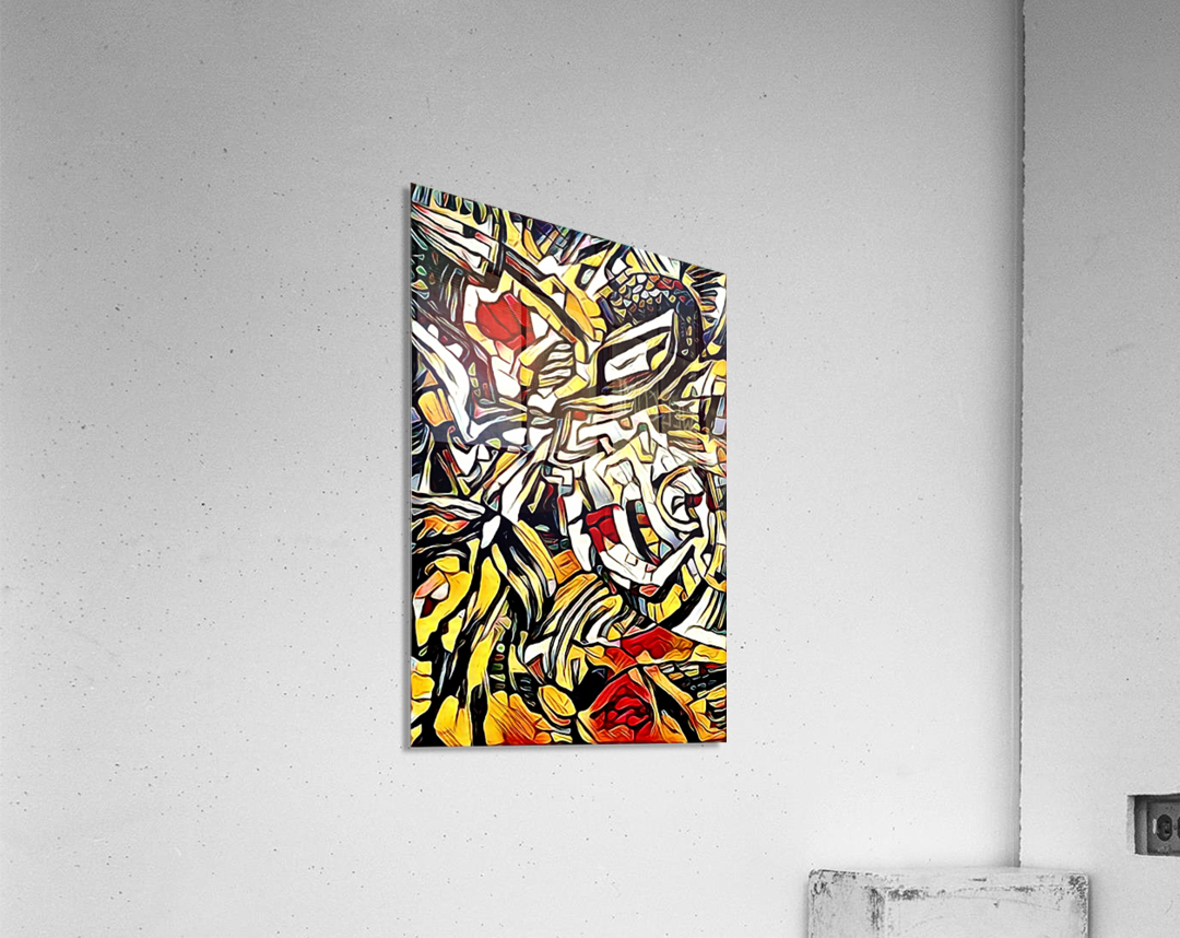 colifor  Acrylic Print