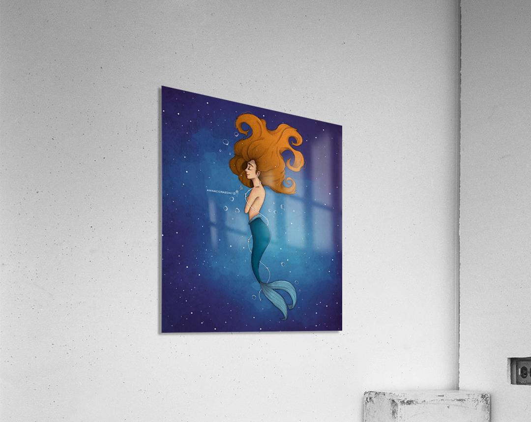 Aro_Mer  Acrylic Print