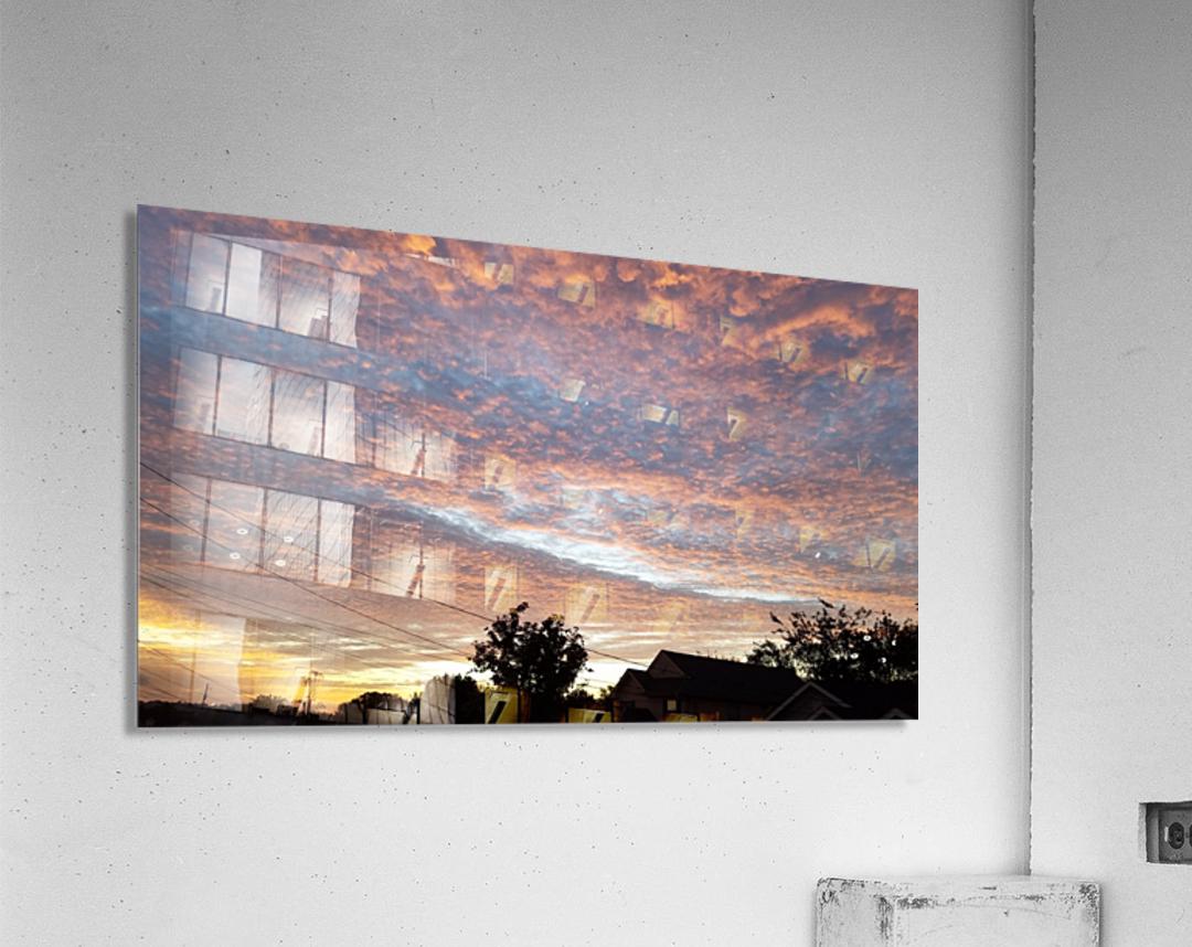 God's Masterpiece  Acrylic Print