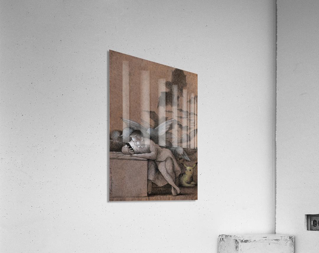 sleep of reason  Acrylic Print