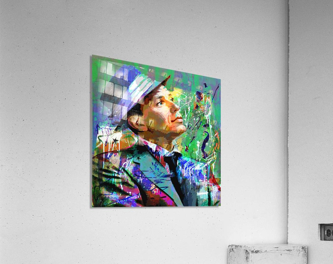 NY  Acrylic Print