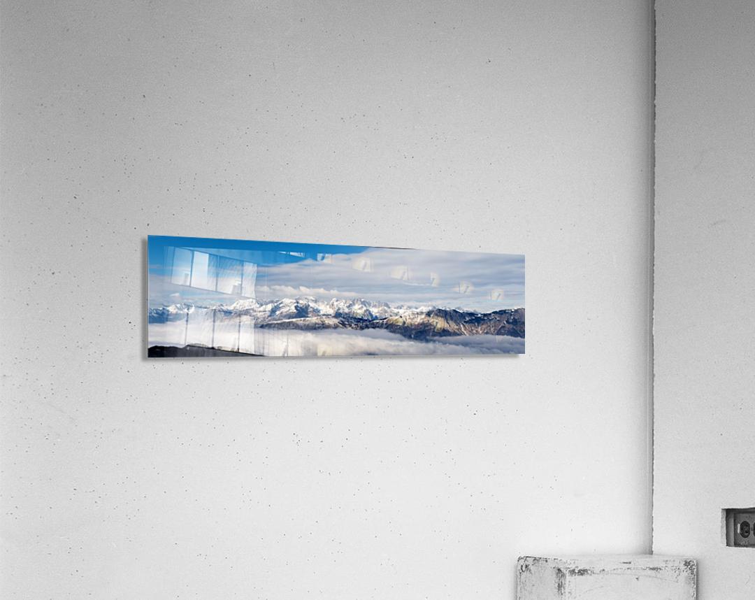 PanoramaSudTirol  Acrylic Print
