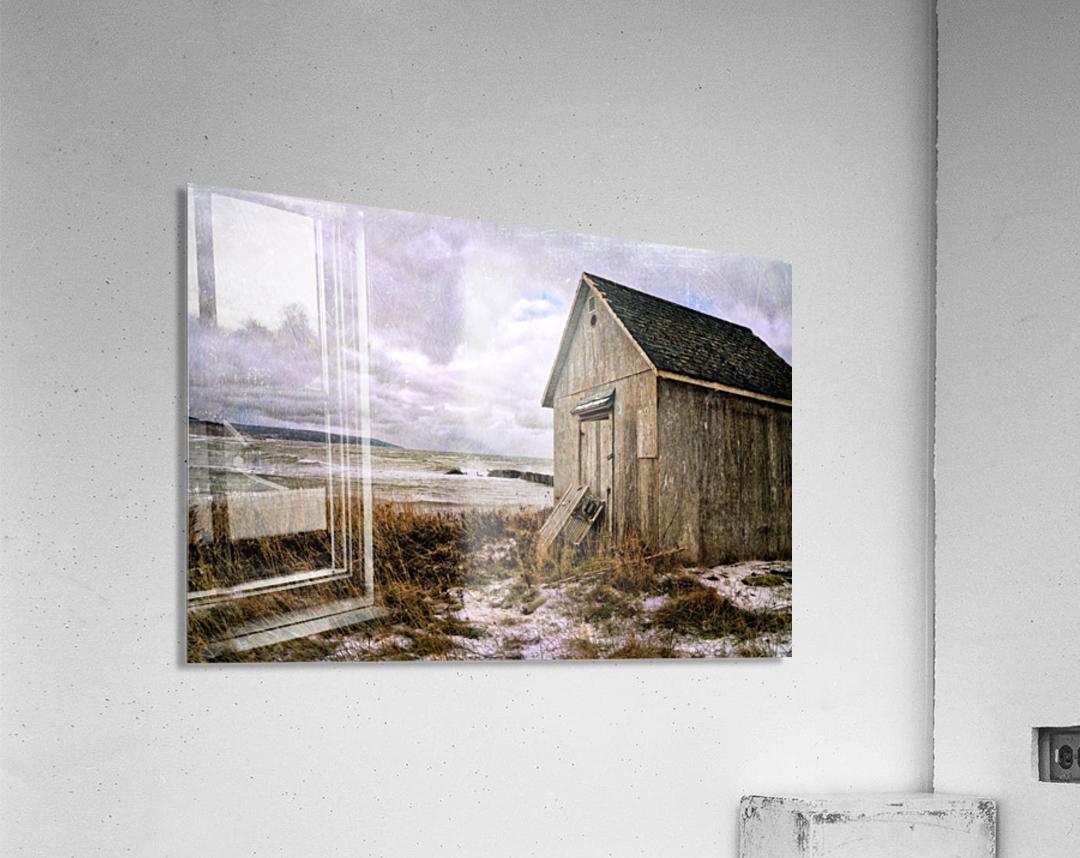 Weathered  Acrylic Print