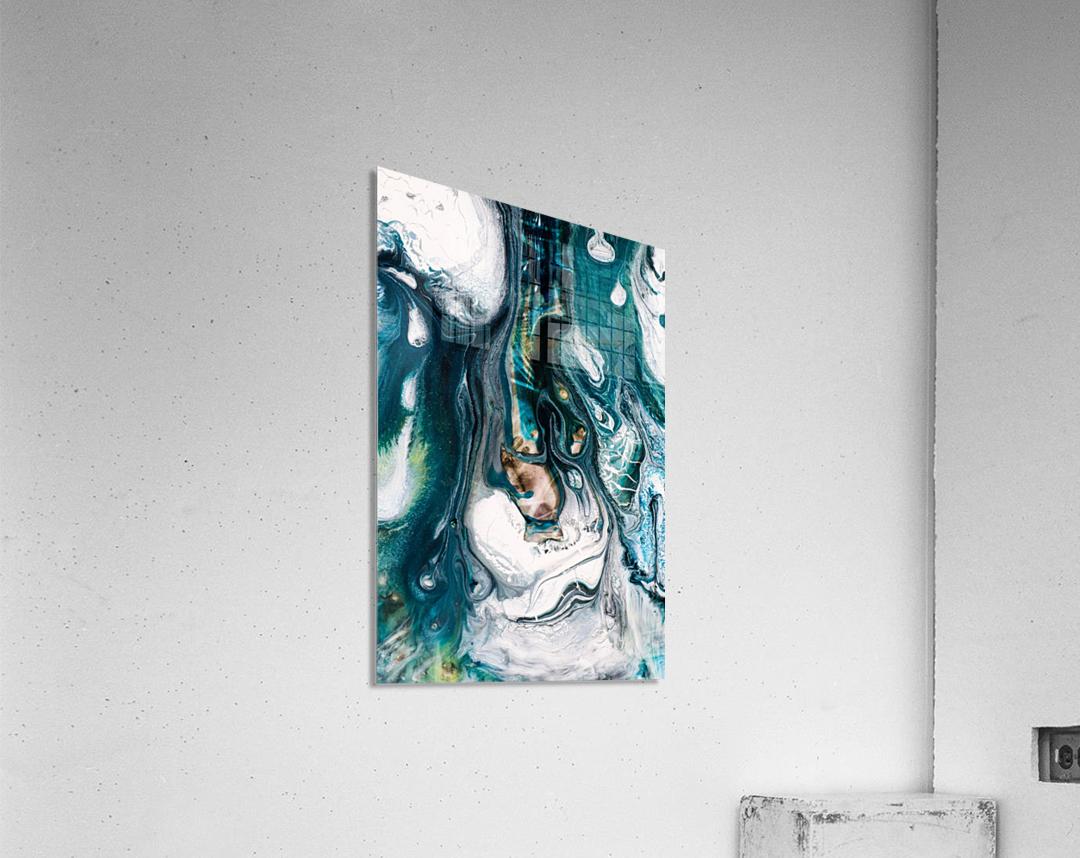 abst  Acrylic Print