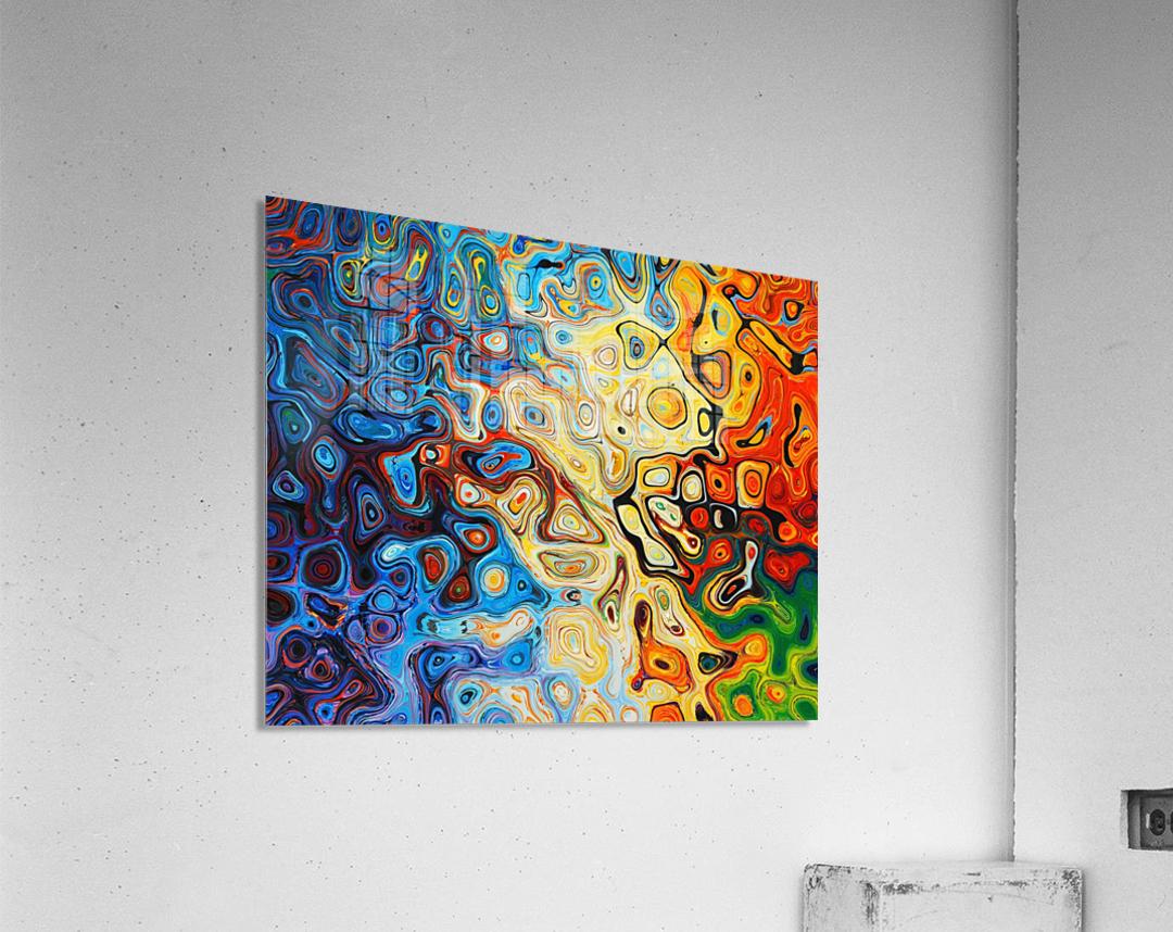 background  Acrylic Print