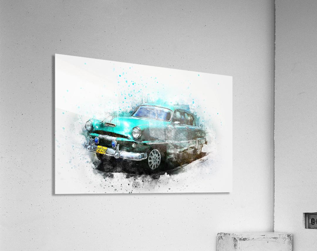 car  Acrylic Print