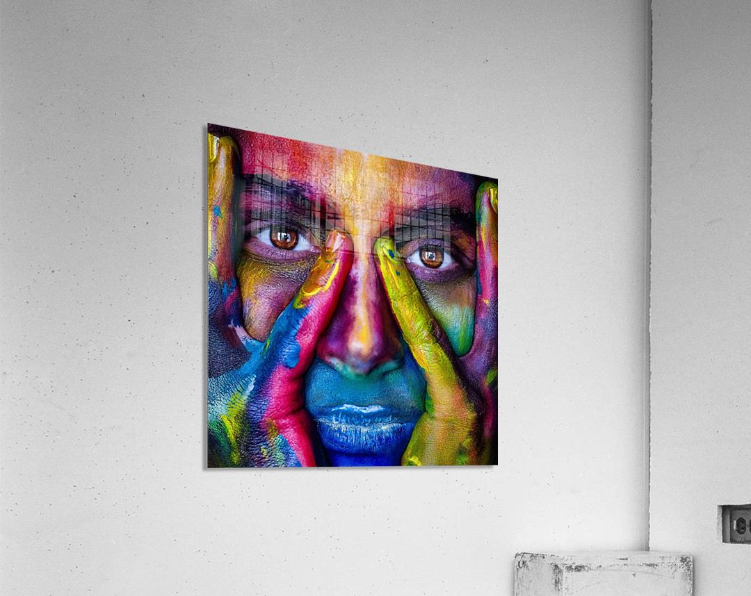 mejk  Acrylic Print