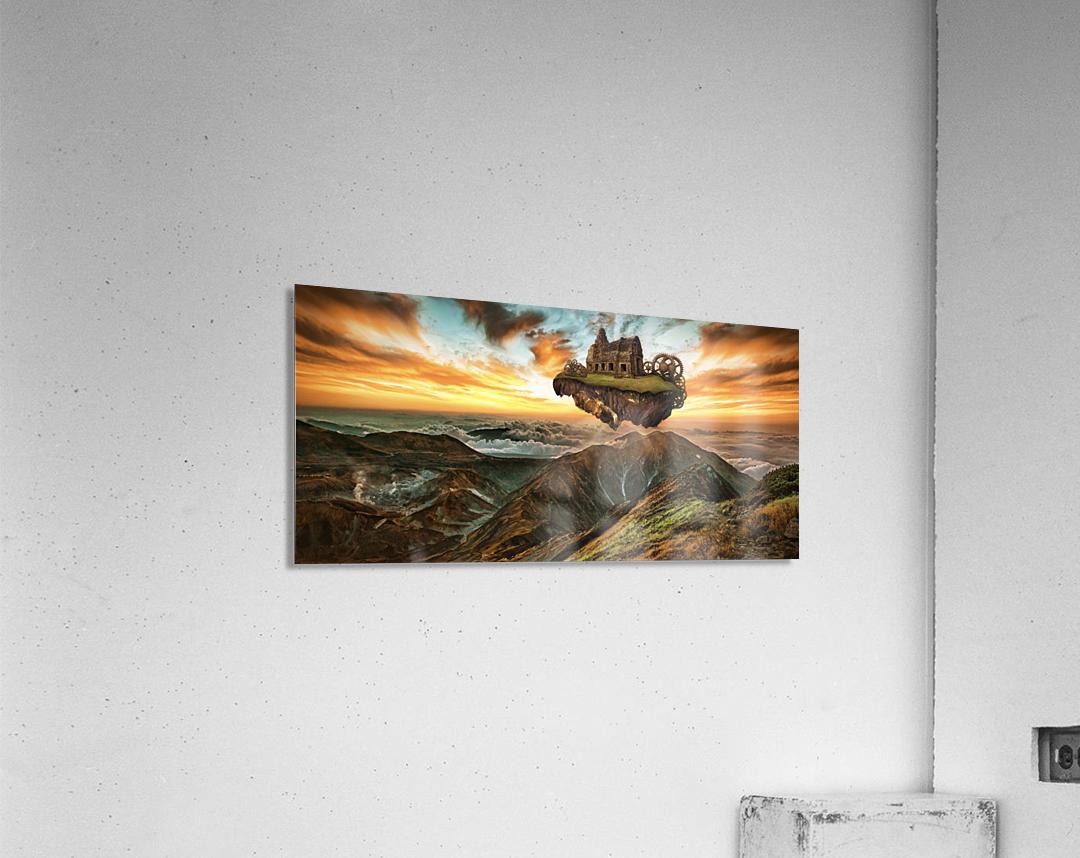 panorami  Acrylic Print