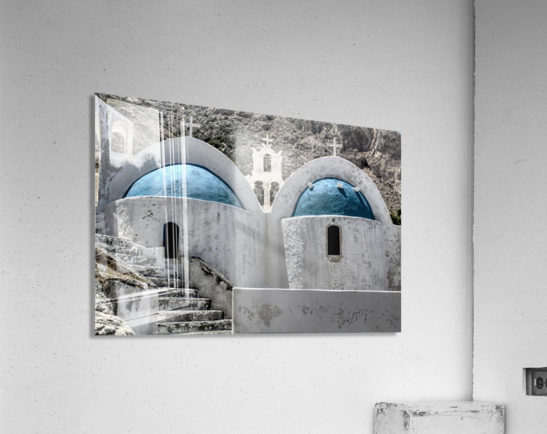 Landscape - Church  Acrylic Print