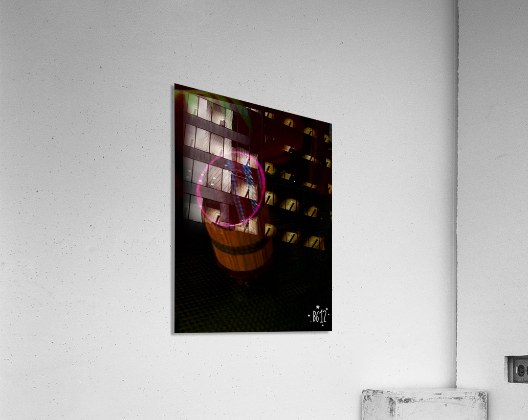 B612_20180112_114240  Acrylic Print