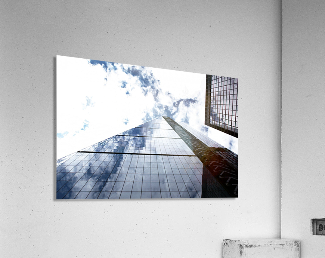London City - Skyscraper  Acrylic Print