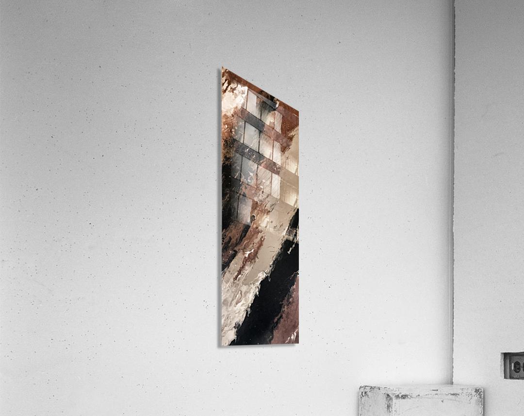 Sediment  Acrylic Print