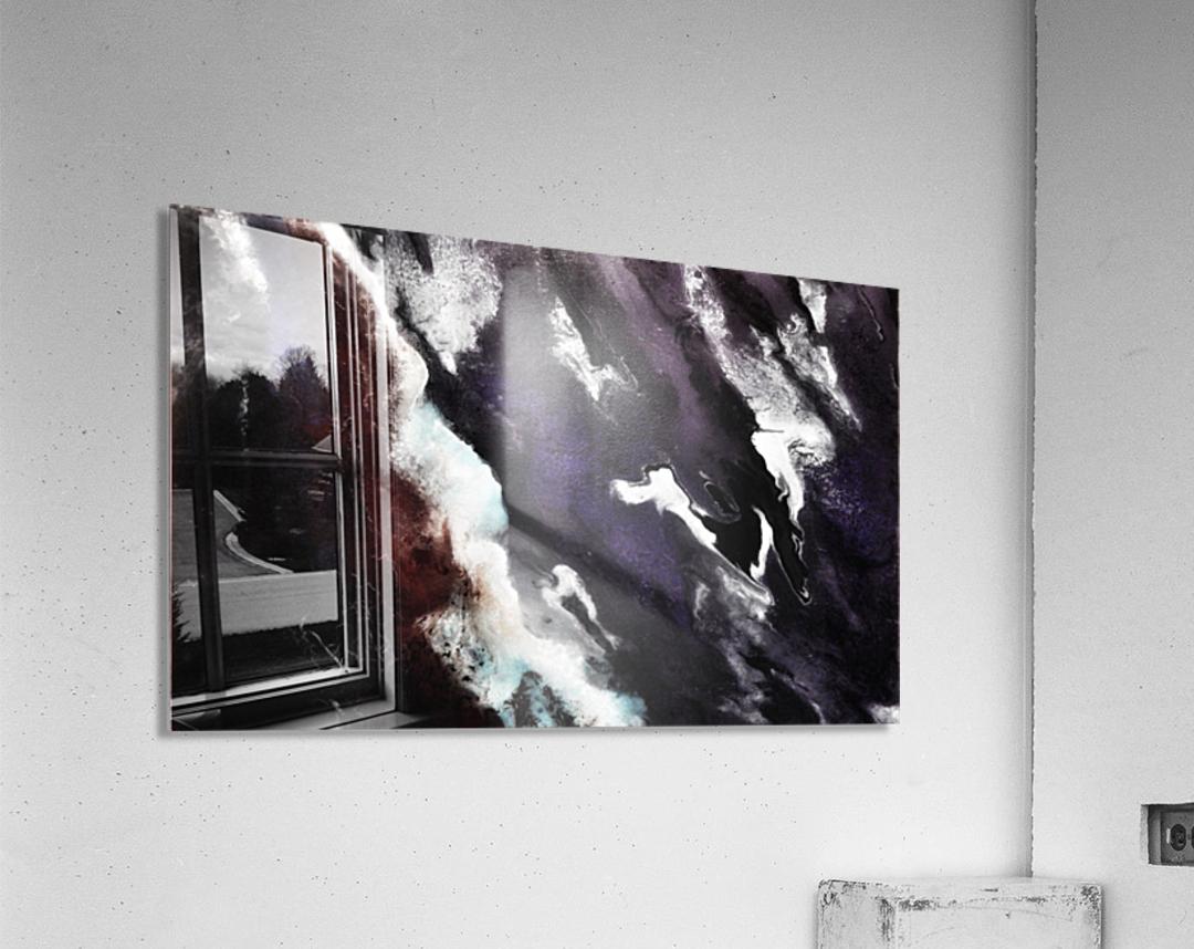 Odyssey Abstract Artwork  Acrylic Print