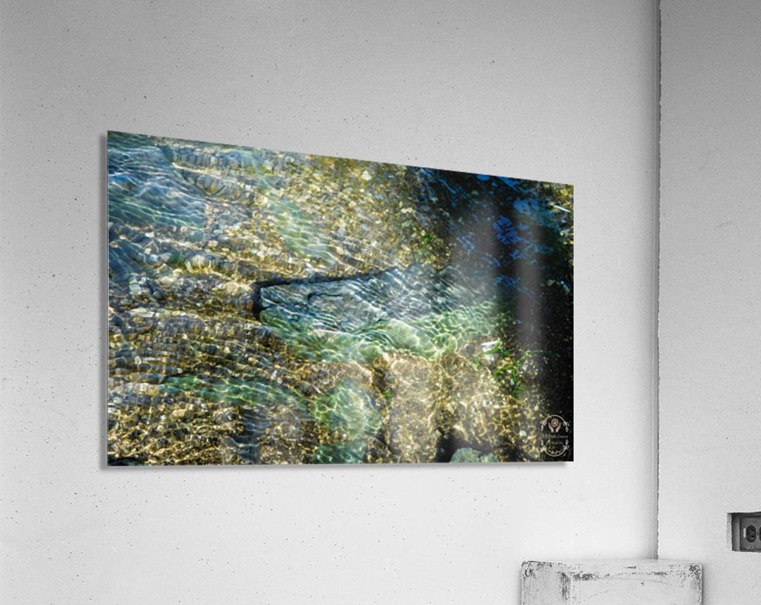 Lake Crystal  Acrylic Print