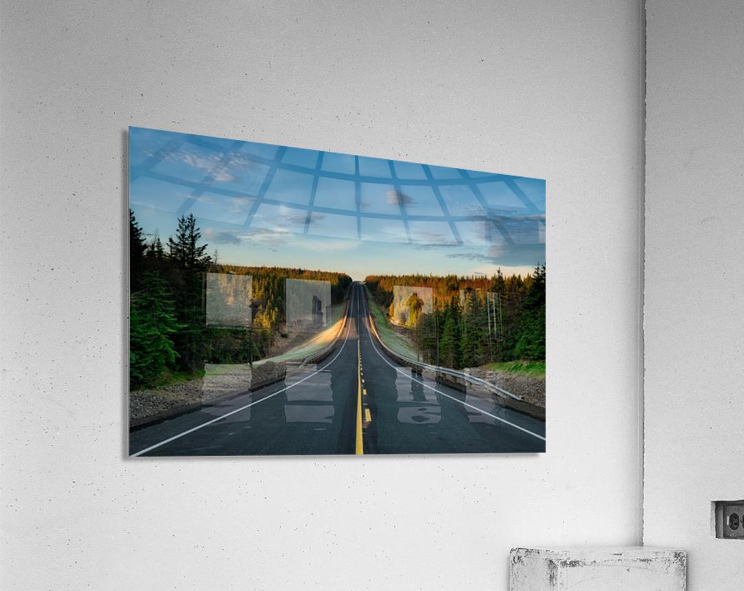 Passing Through  Acrylic Print