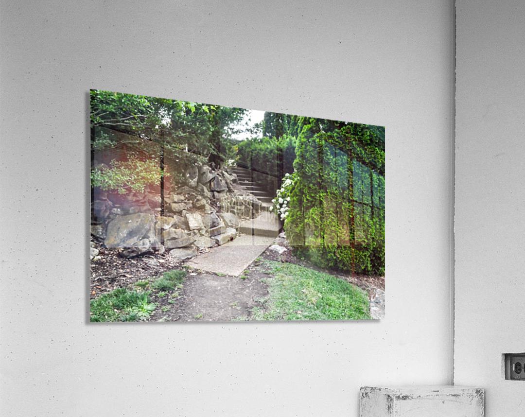 Enchanted Walkway  Acrylic Print