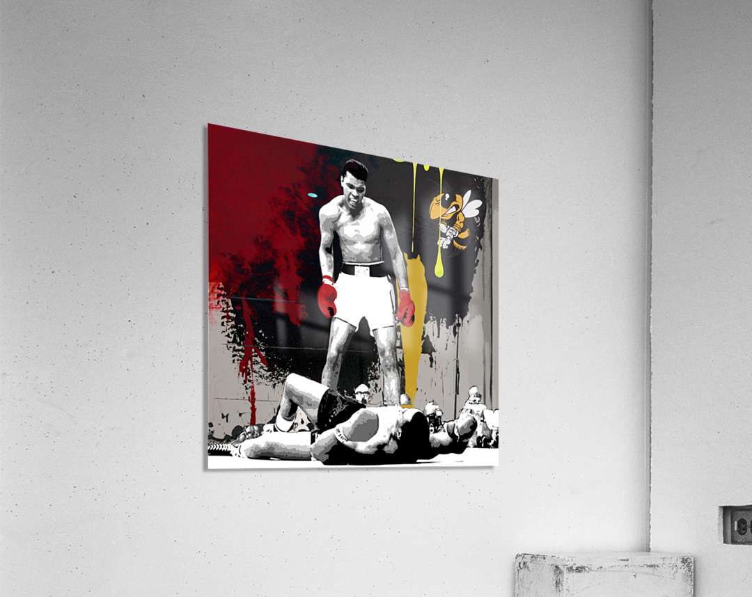 Ali  Acrylic Print