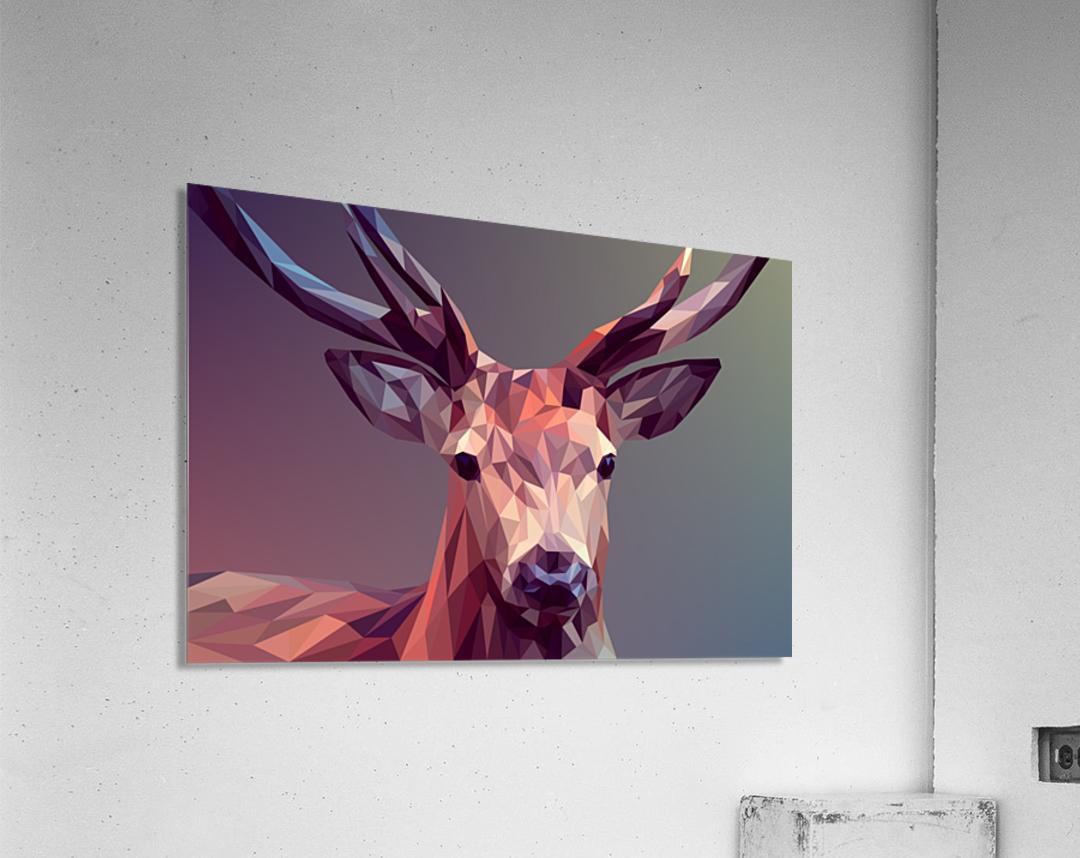 polycerf  Acrylic Print