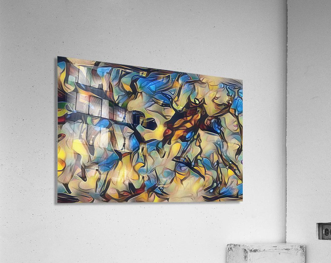 gubug  Acrylic Print