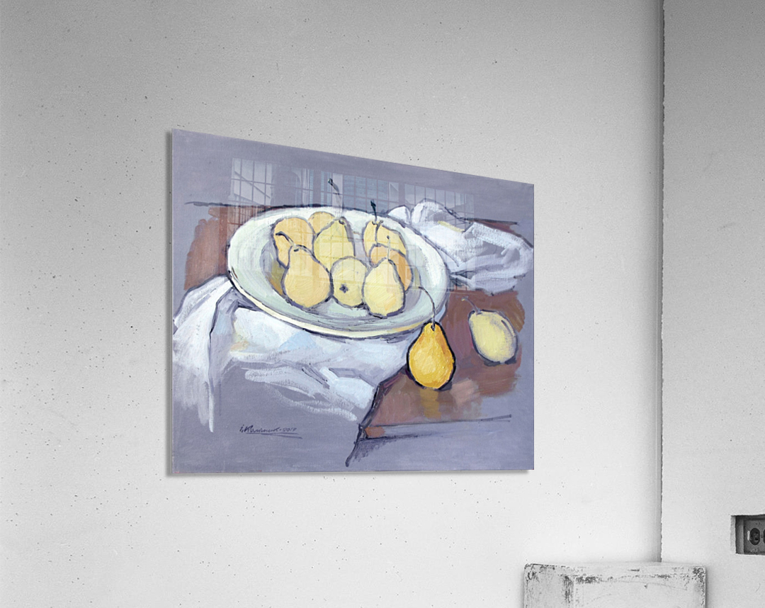 Pears-2  Acrylic Print