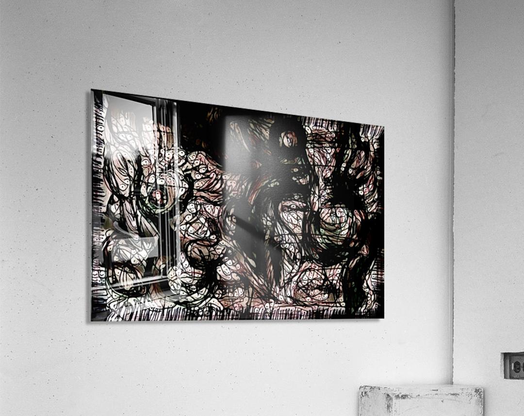 nowerind  Acrylic Print