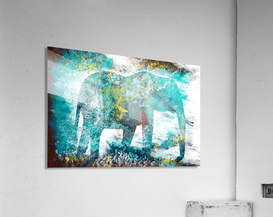 Memory  Impression acrylique