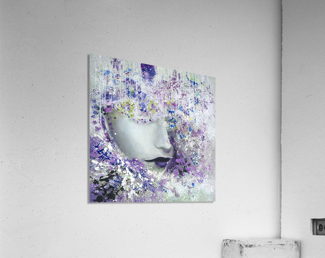 femme  Acrylic Print