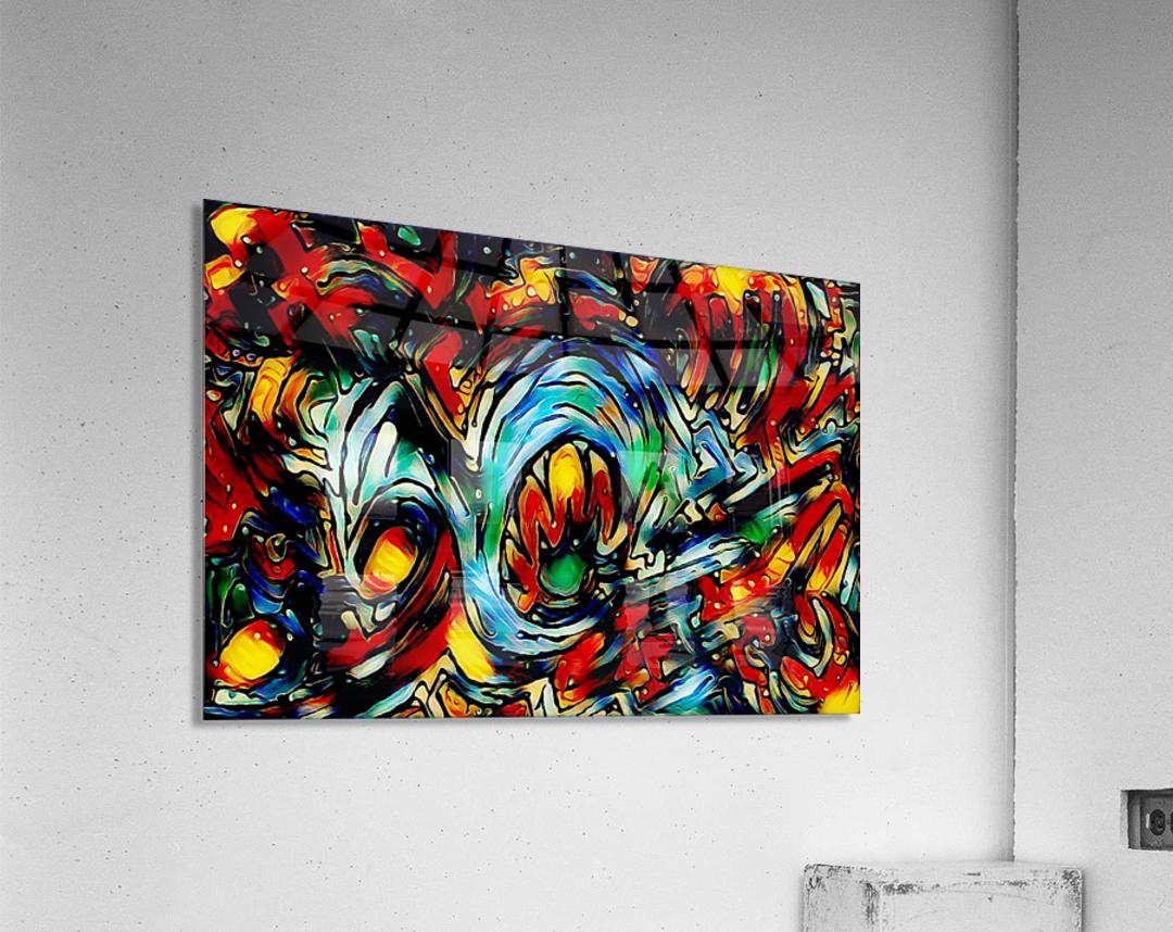 tocirondo  Acrylic Print