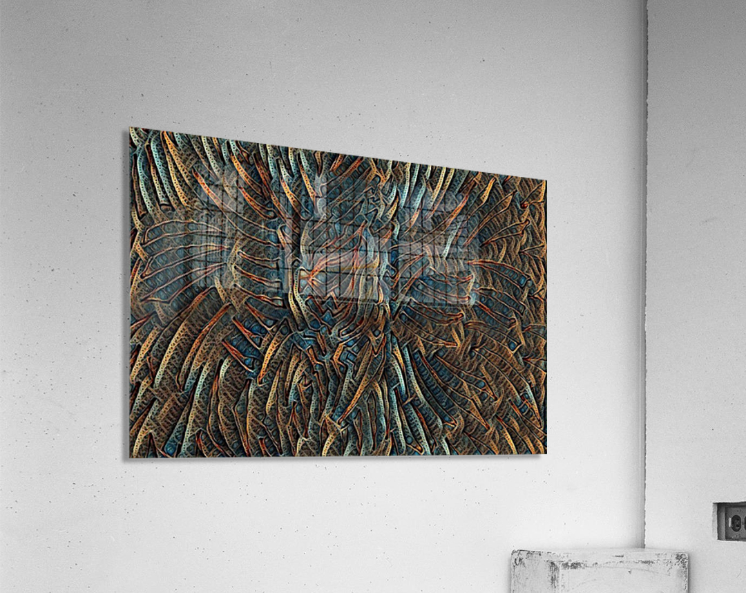 bezurro  Acrylic Print