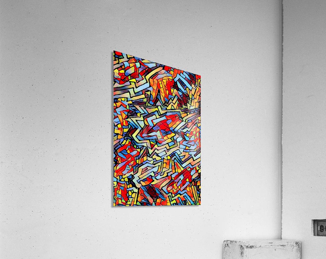 helles  Acrylic Print