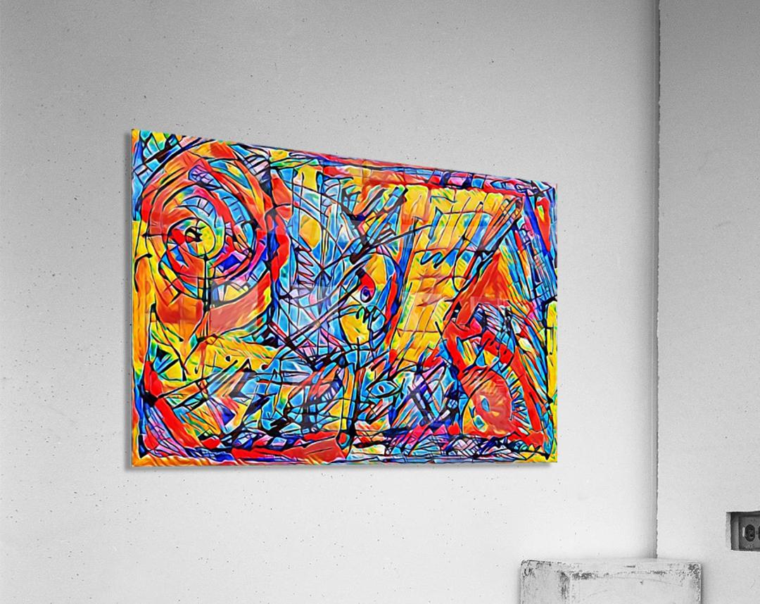 yereye  Acrylic Print
