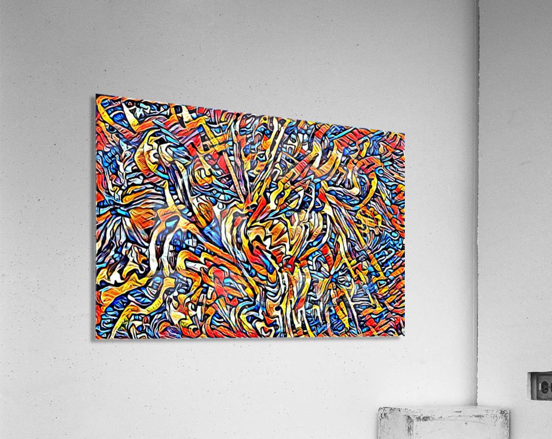 amolerd  Acrylic Print