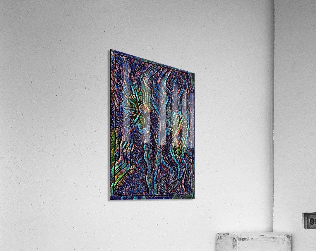 vofloer   Acrylic Print