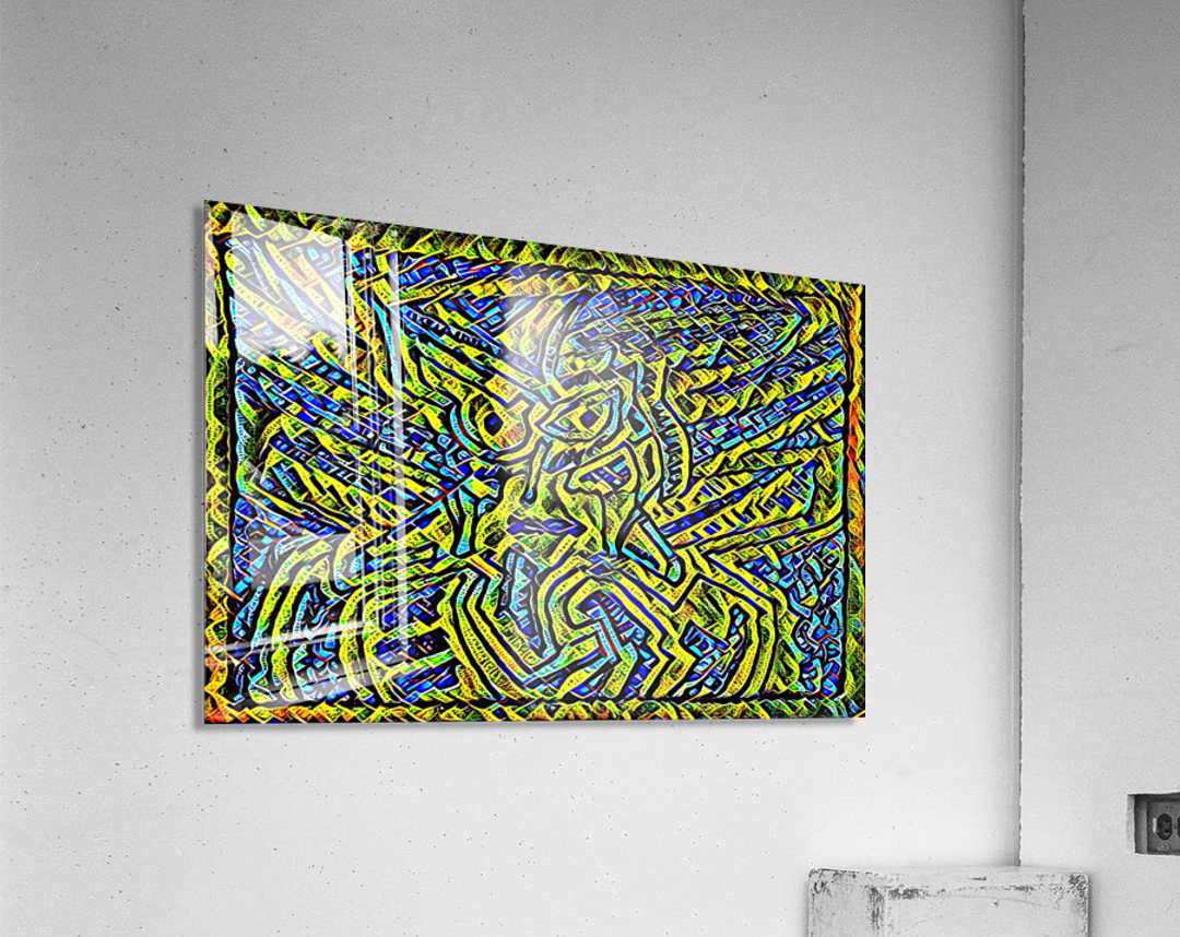 yilu   Acrylic Print