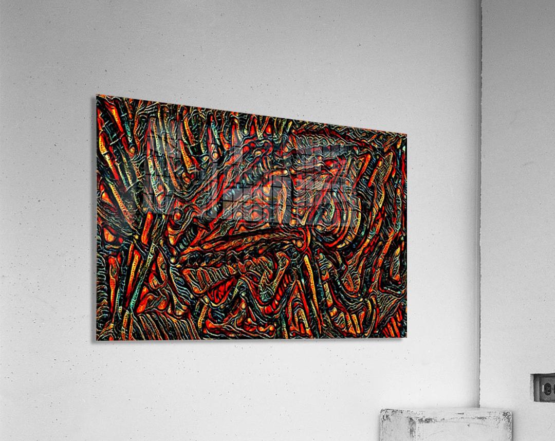 zuzun   Acrylic Print