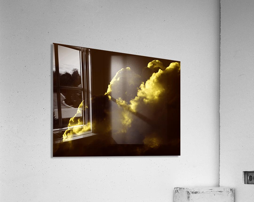 A (5)  Acrylic Print
