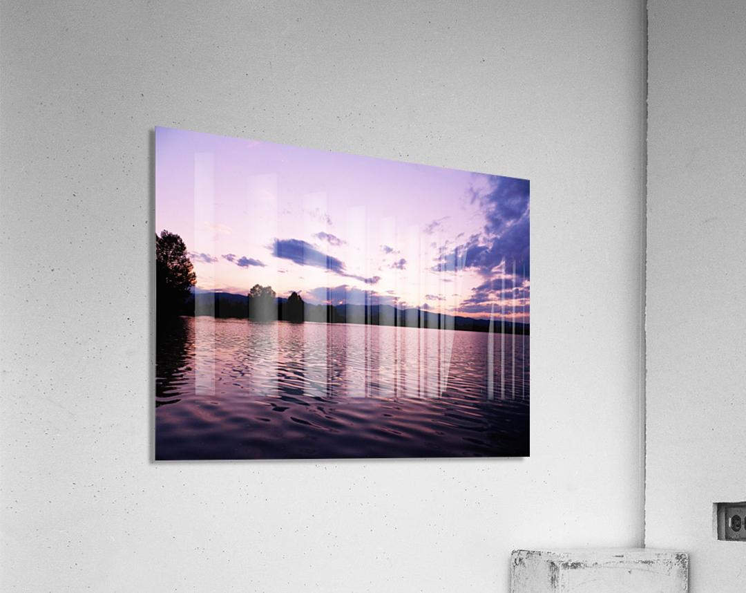 B (14)  Acrylic Print